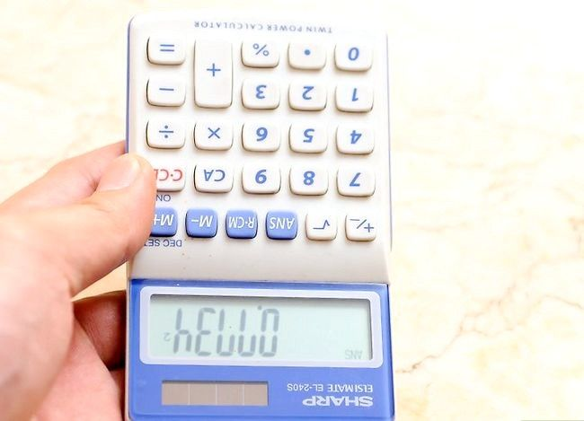 Titel afbeelding Do a Cool Calculator Trick Step 1