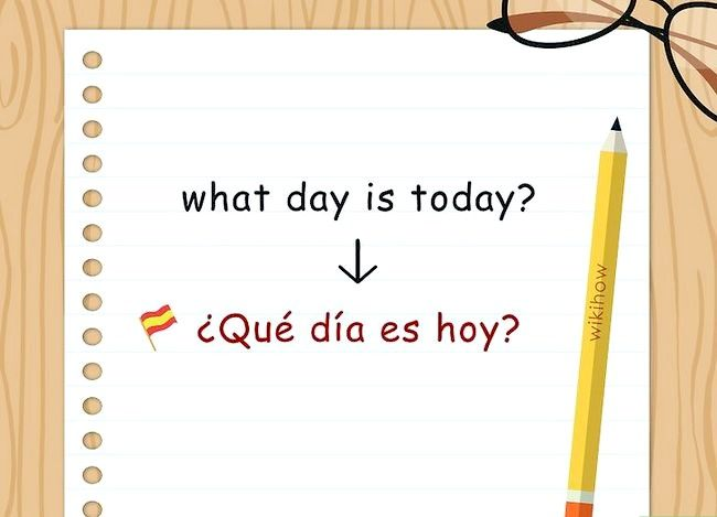 Titel afbeelding Write the Date in Spanish Step 13