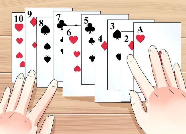 Titel afbeelding Do Your First Card Trick Step 1