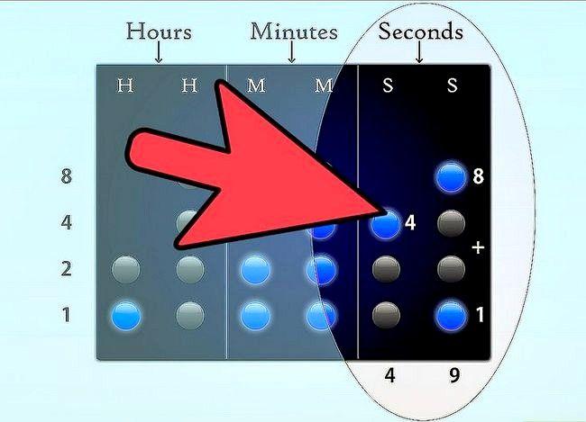 Titel afbeelding Read a Binary Clock Step 4
