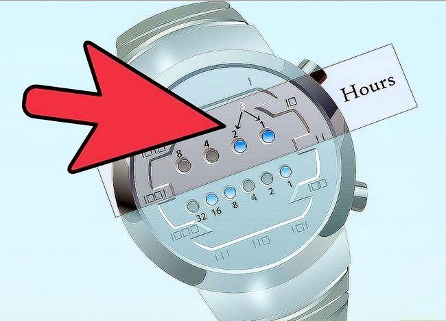 Titel afbeelding Read a Binary Clock Step 7