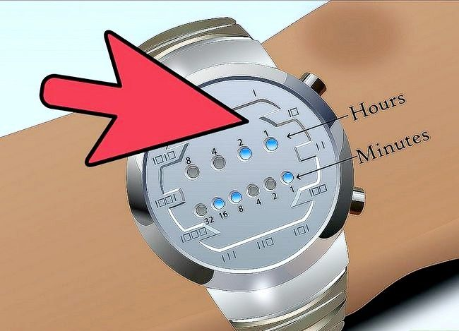 Titel afbeelding Read a Binary Clock Step 9