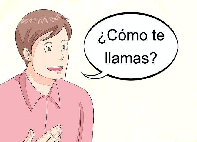 Titel afbeelding Have a Basic Spanish Conversation Step 2