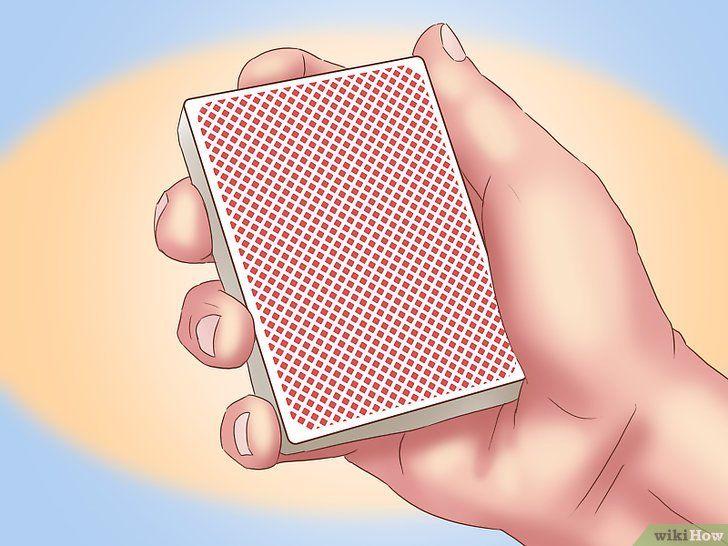 Titel afbeelding Do a Card Trick Step 1