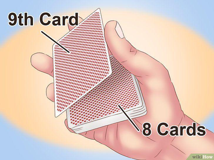 Titel afbeelding Do a Card Trick Step 3