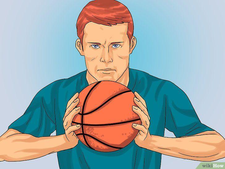 Word een professionele basketbalspeler