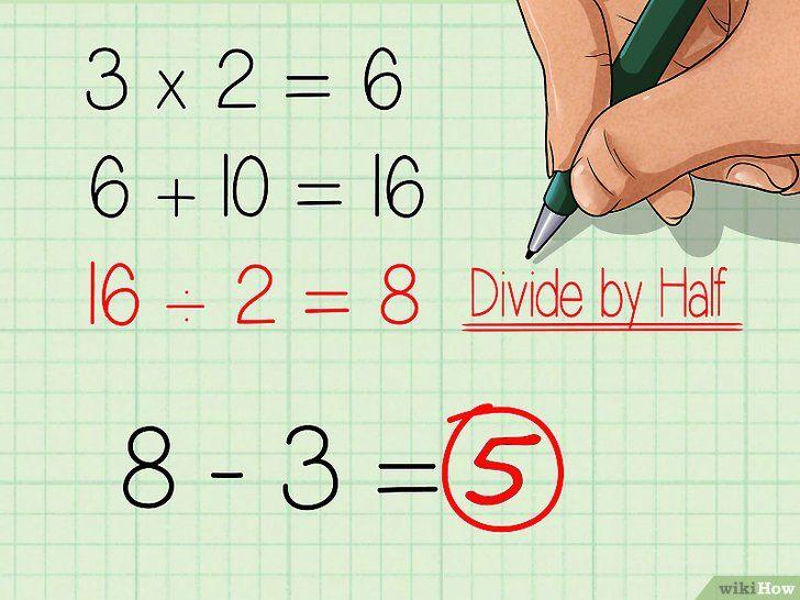 Titel afbeelding Read Someone`s Mind With Math (Math Trick) Step 4