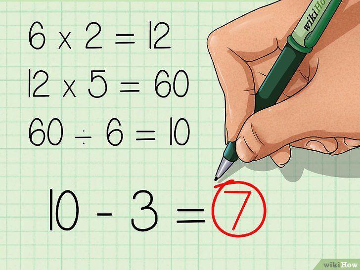 Titel afbeelding Read Someone`s Mind With Math (Math Trick) Step 9
