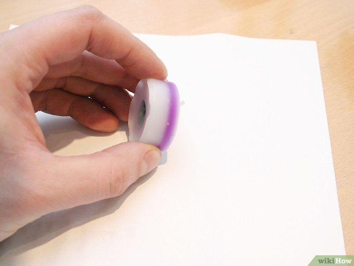 Maak papier waterdicht