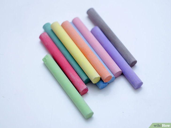 Gebruik pastelkleuren