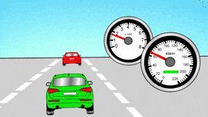 Correct gebruik van cruise control in de auto