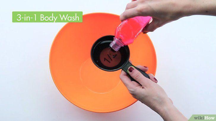 Maak slijm volledig zonder lijm of borax