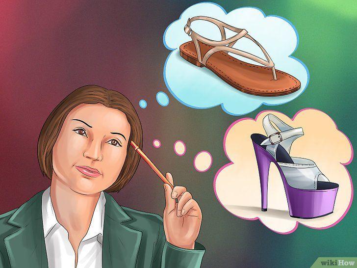 Maak zelf schoenen