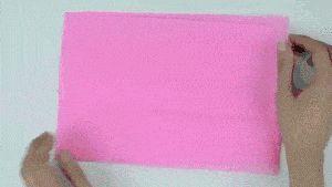 Papieren zakdoekjes maken