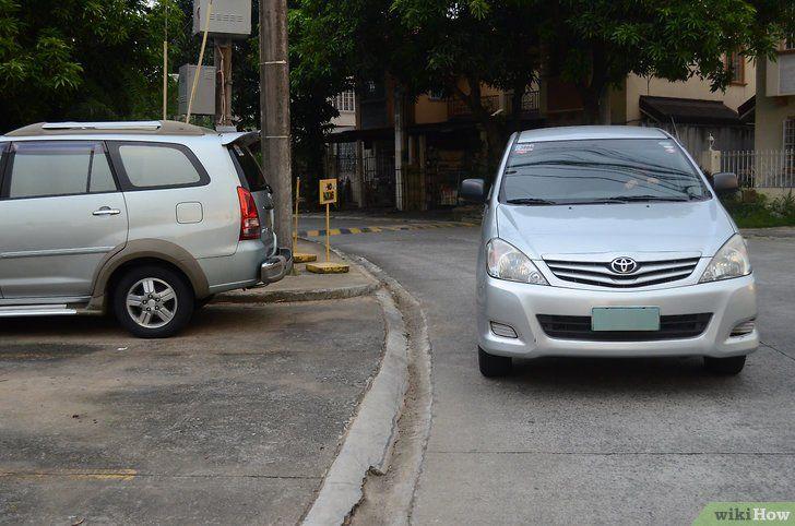 Parkeer veilig