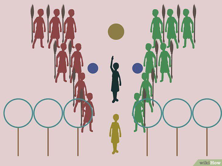 Speel Dreuzel Zwerkbal