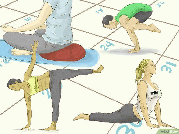 Yoga als middel om agressie te overwinnen