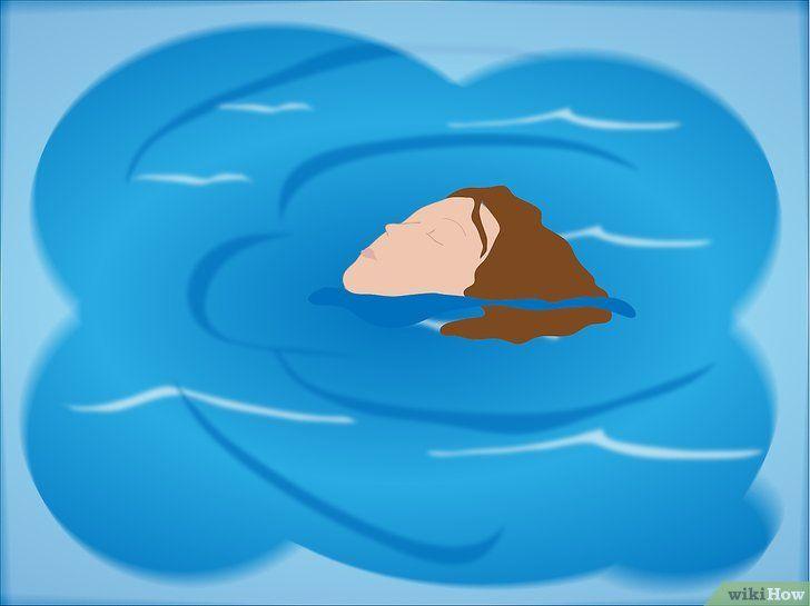 Houd de lucht onder water