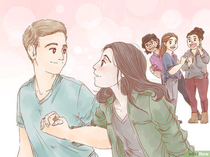 Hoe kus je een meisje
