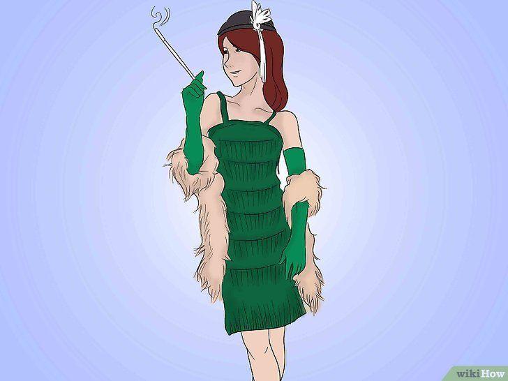 Titel afbeelding Make a Flapper Dress Step 6