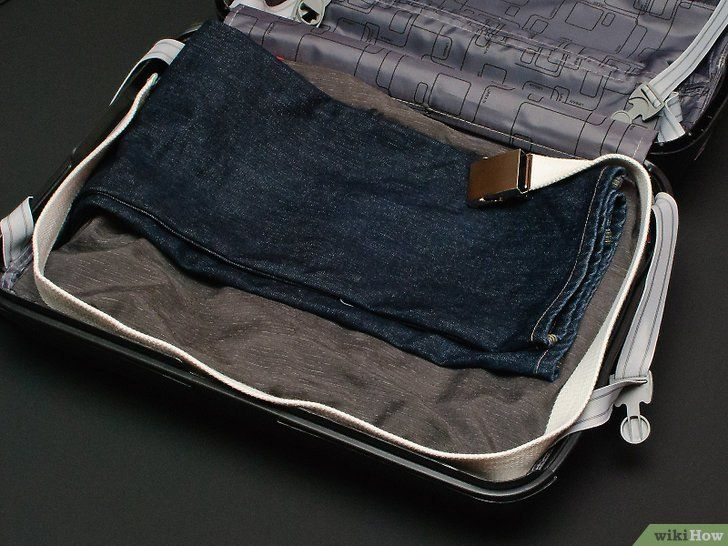 Titel afbeelding Pack Your Carry on Bag Step 14