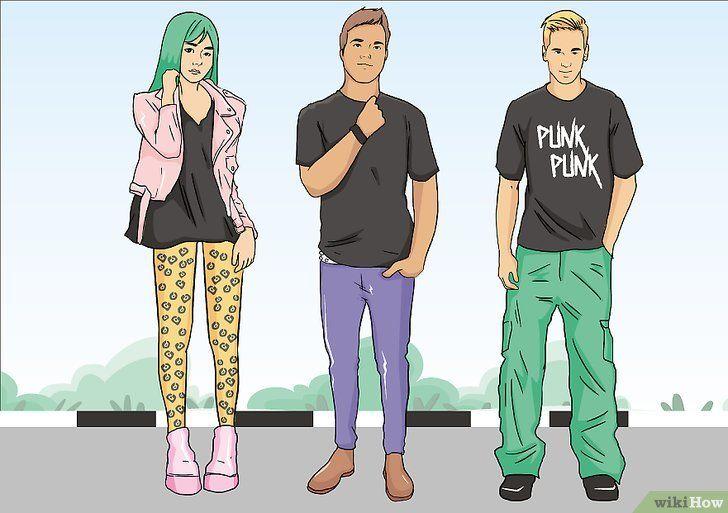 Hoe een punk te worden