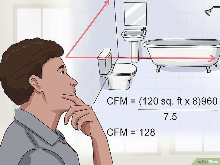 Hoe een badkamerventilator te installeren