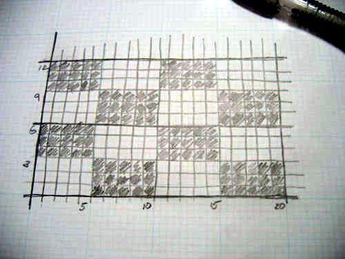 Hoe te breien in illusion breien of schaduwbreien