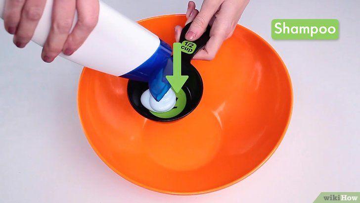 Hoe Glibber te maken met shampoo