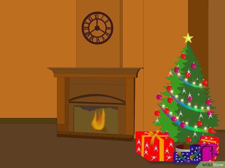 Versier je huis met Kerstmis Stap 1