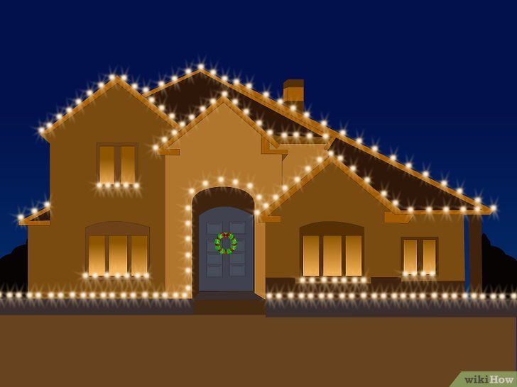 Titel afbeelding Decorate Your House at Christmas Stap 5