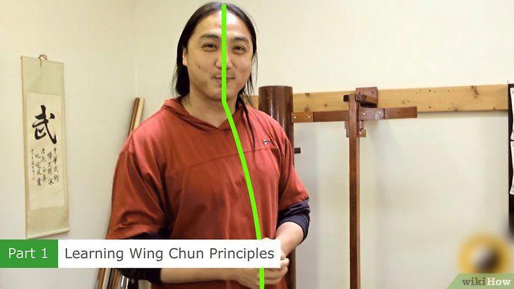 Wing Chun leren