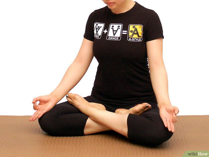 Doe yoga thuis