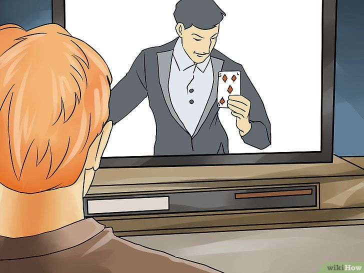 Titel afbeelding Learn Magic Tricks Step 5