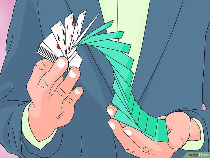 Titel afbeelding Do Magic Step 10