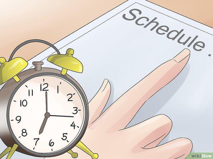 Gebruik verstandig tijd