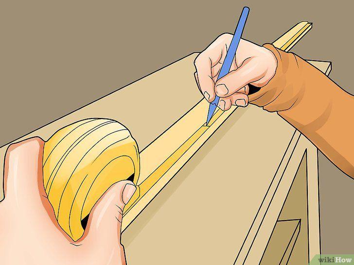 Titel afbeelding Cut Crown Molding Step 5
