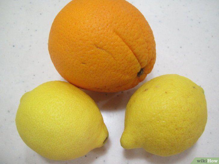 Gebruik citrusschillen in huis en tuin