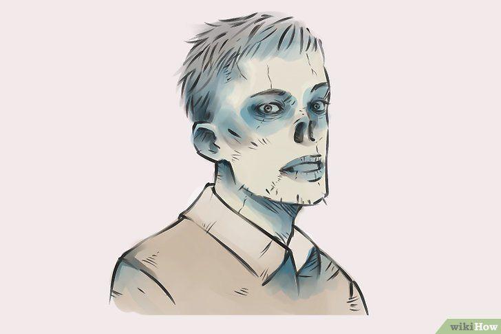 Titel afbeelding Draw Zombies Step 17