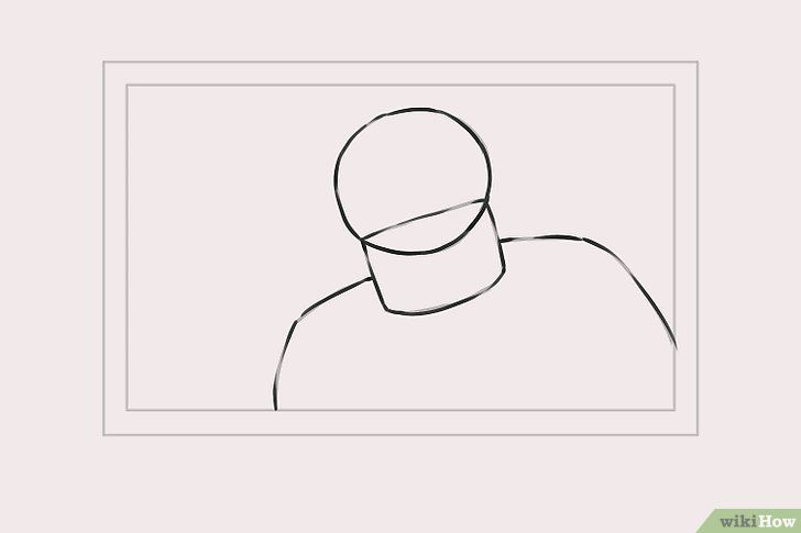 Titel afbeelding Draw Zombies Step 2
