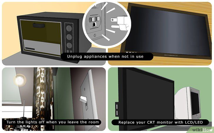 Titel afbeelding Save Energy in Your Home Stap 6