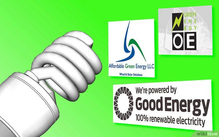 Titel afbeelding Save Energy in Your Home Stap 10
