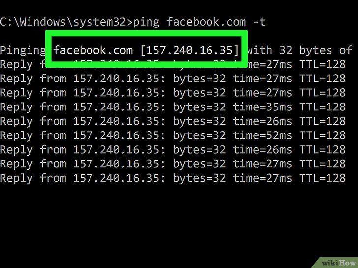 Een IP-adres traceren