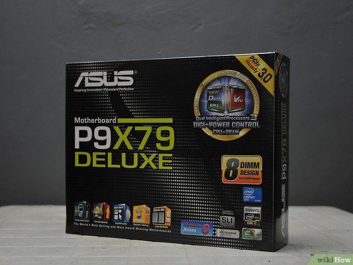 Een computer bouwen voor weinig geld