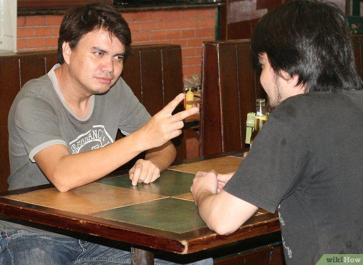 Drink twee bieren voordat iemand anders twee shots kan drinken