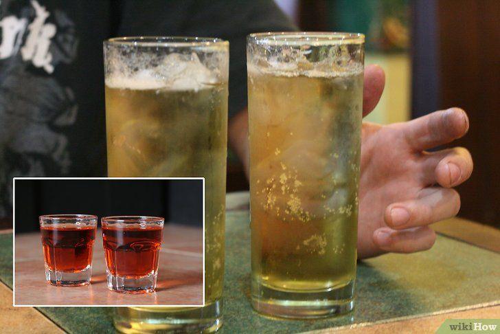 Afbeelding Drink twee bieren voordat iemand twee foto`s maakt Stap 4