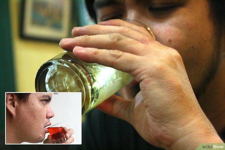 Afbeelding Drink twee bieren voordat iemand twee foto`s maakt Stap 5