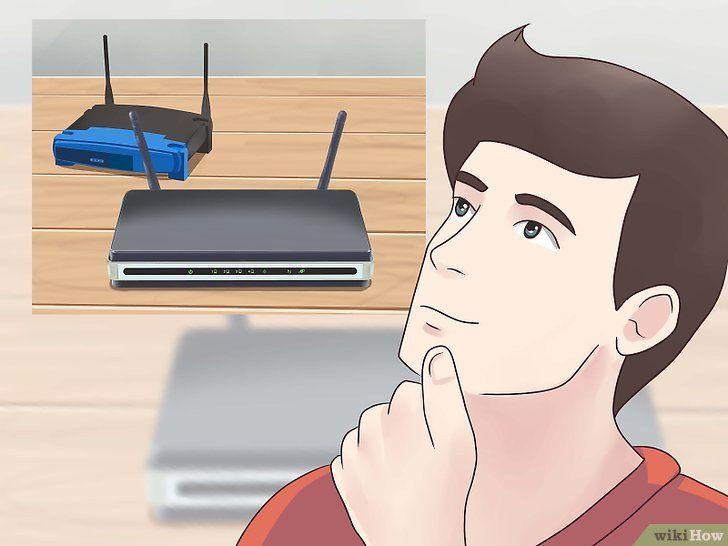 Twee routers maken verbinding met elkaar