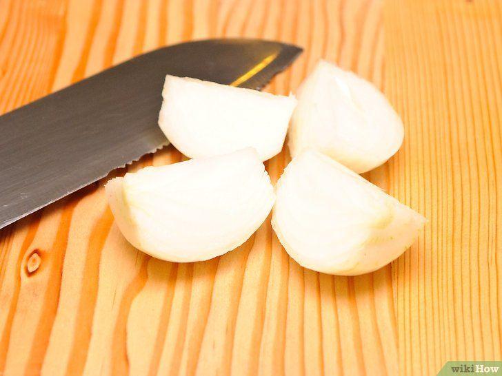 Titel afbeelding Roast Onions Step 13