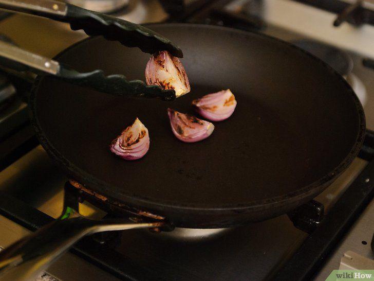 Titel afbeelding Roast Onions Step 22